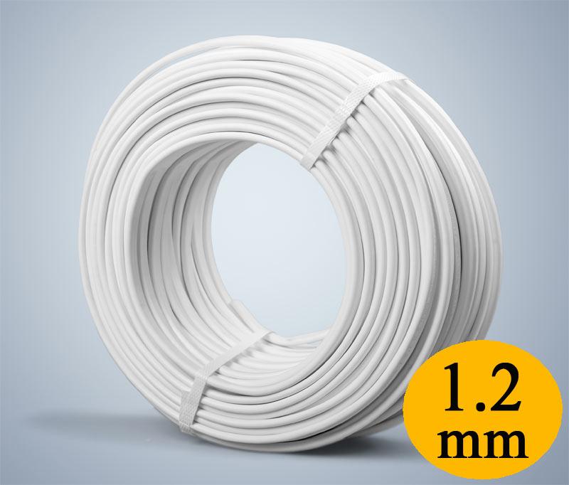 Провод прогревочный (ПНСВ), 1.2мм